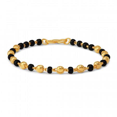 22ct Gold Bracelet 34676-2