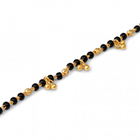 22ct Gold Bracelet 34679-1