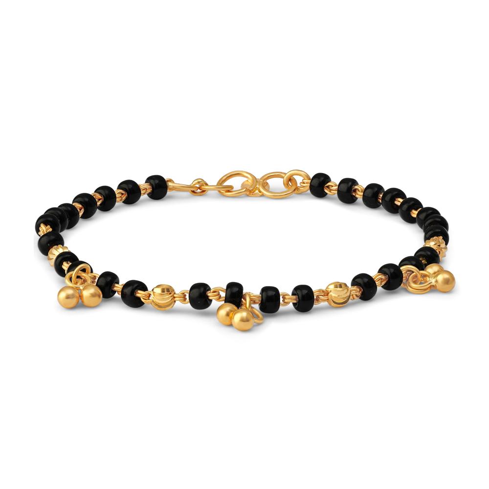 22ct Gold Bracelet 34679-2