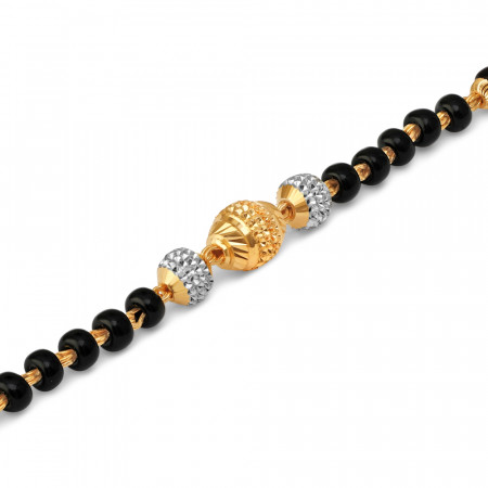 Bracelet in 22ct Yellow Gold 34681-1