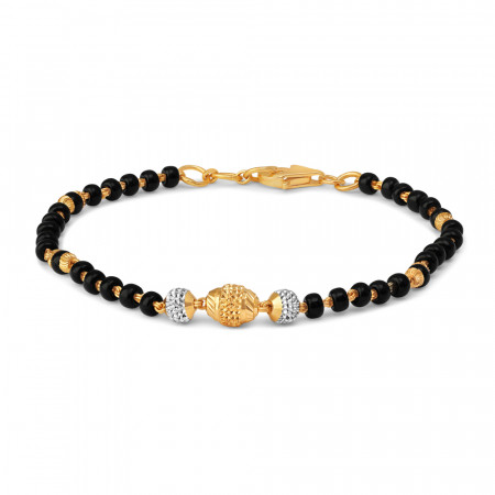 Bracelet in 22ct Yellow Gold 34681-2