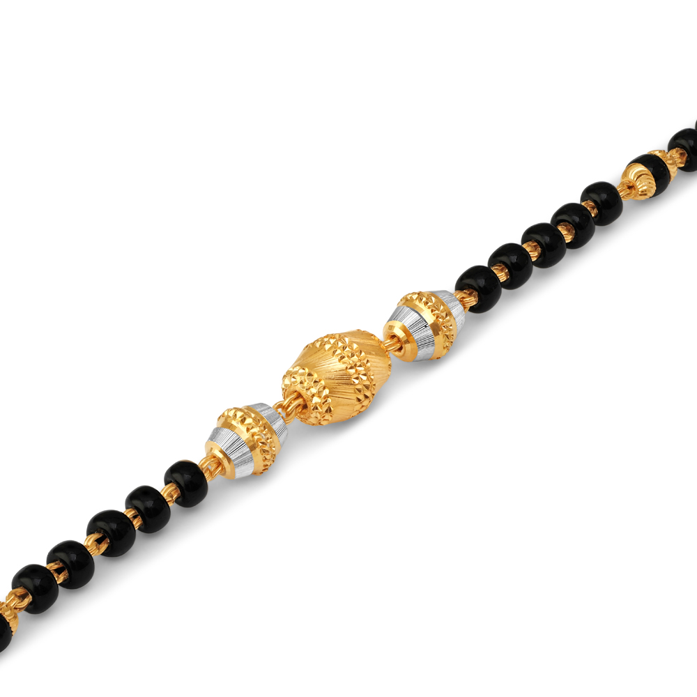 22ct Gold Mangalsutra 34682-1