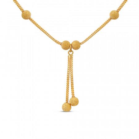 22ct Gold Choker 40661-2