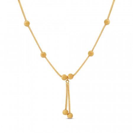 22ct Gold Choker 40661