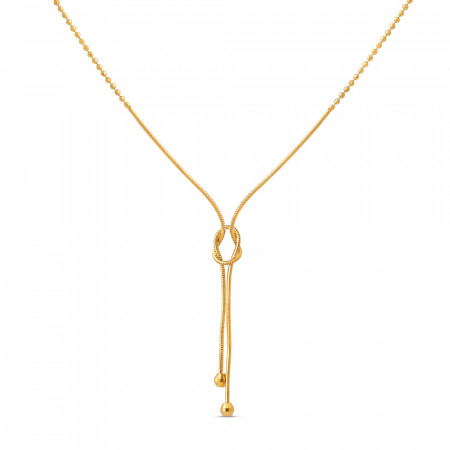 22ct Gold Choker Chain 40664-1