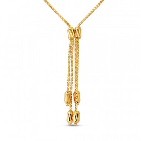 22ct Gold Choker chain 40668-2