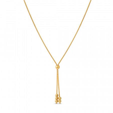 22ct Gold Choker 40684-1