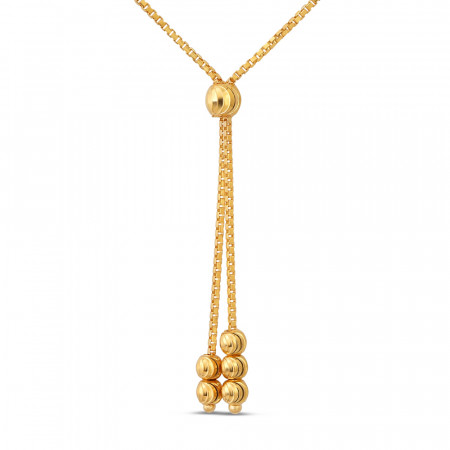 22ct Gold Choker 40684-2