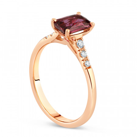 Ruby and Diamond Ring 40407-1