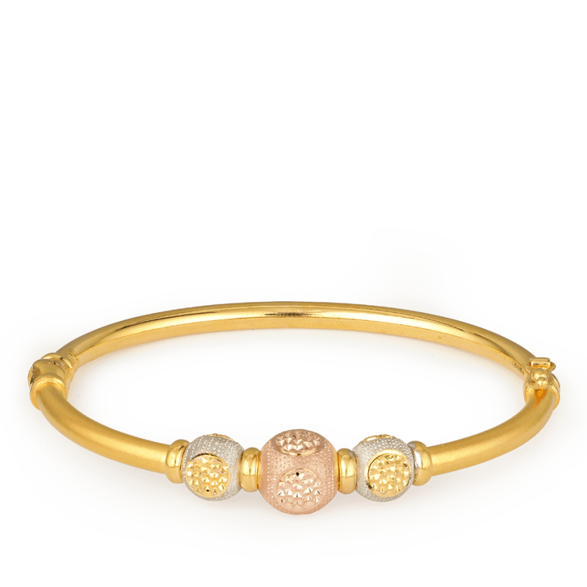 27438_22ct gold bangle