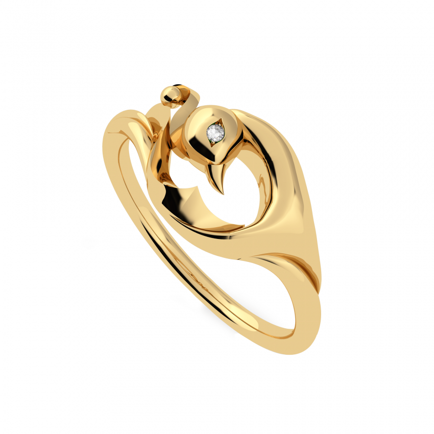 Gold ring (1)