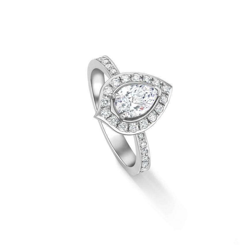 The Taj Diamond Engagement Ring
